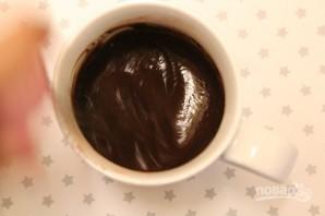 Брауни в чашке - фото шаг 2