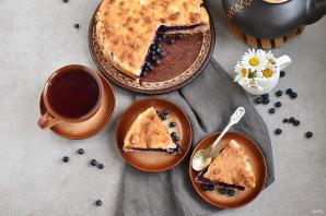 Пирог с ягодной начинкой - фото шаг 13