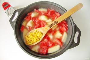 Варенье из арбуза и дыни - фото шаг 5