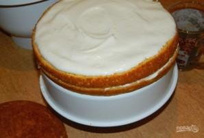"""Торт """"Белоснежка"""" - фото шаг 6"""