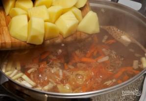 Бабушкин грибной суп - фото шаг 3