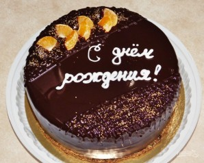 "Торт ""Вкусняшка"" - фото шаг 11"