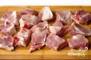 Шашлык из свинины в аэрогриле - фото шаг 1