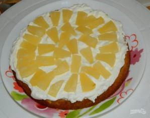 Торт на крестины - фото шаг 6