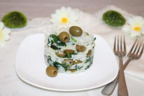 Рис с оливками - фото шаг 9