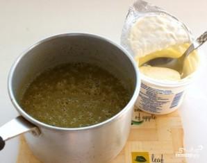 Вегетарианский щавелевый суп - фото шаг 5