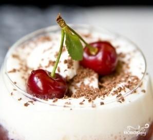 Коктейль с вишневым соком - фото шаг 3