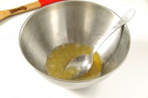 ПП пирог с капустой - фото шаг 3