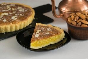 Пирог с миндальным кремом - фото шаг 6