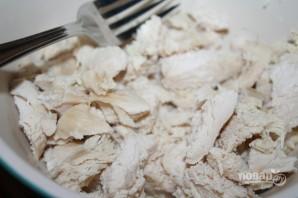 Салат с куриным филе и свеклой - фото шаг 4
