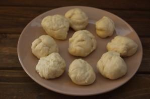 Дрожжевые пирожки с капустой - фото шаг 5