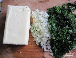 Вареная картошка с чесноком - фото шаг 2