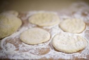 Быстрое тесто для пирожков с любой начинкой - фото шаг 9