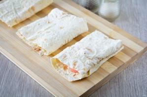 Пирожки с плавленным сыром - фото шаг 6