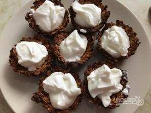Гранола-корзинки с греческим йогуртом - фото шаг 6