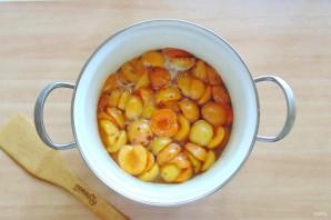 Варенье из недозрелых абрикосов - фото шаг 6