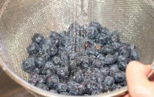 Клафути с ягодами - фото шаг 1