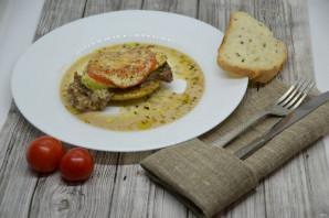 Мясо по-французски ПП - фото шаг 14