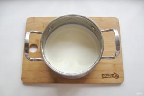 "Крем ""Пломбир"" на молоке - фото шаг 2"