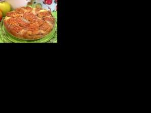 Итальянский яблочный пирог - фото шаг 6