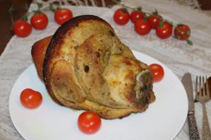 Маринад для свиной рульки в духовке - фото шаг 8