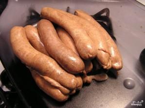 Сосиски своими руками - фото шаг 10