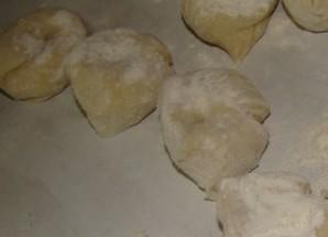 Лепешки с сыром - фото шаг 2