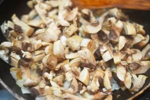 Запеканка с грибами и картофельным пюре - фото шаг 3