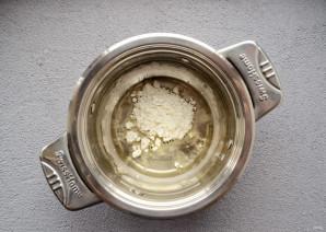 Постный соус бешамель  - фото шаг 2