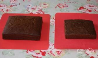 "Рецепт торта ""Майнкрафт"" - фото шаг 1"