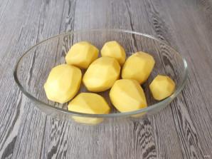 Рулька с картошкой в духовке - фото шаг 5