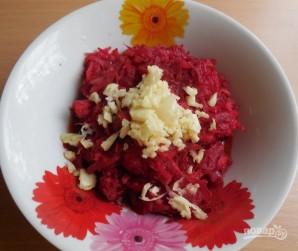 Борщ с фасолью и мясом - фото шаг 8