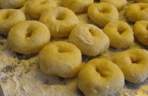 Пончики рецепт классический - фото шаг 5