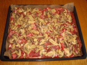 Мясо по-царски в духовке - фото шаг 2