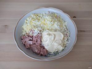 Закуска пикантная на Новый год Крысы - фото шаг 2