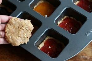 Печенье с вареньем (джемом) - фото шаг 10