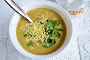 Суп из брокколи с сыром - фото шаг 5