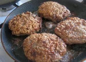Бифштекс рубленый из говядины   - фото шаг 6