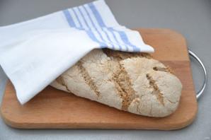 Ячменный хлеб - фото шаг 10