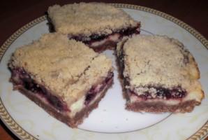Пирог со смородиновым джемом - фото шаг 6