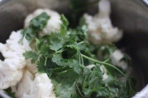 Суп-пюре из цветной капусты диетический - фото шаг 2