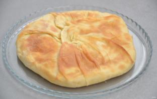 """Греческий пирог """"Бугаца"""" - фото шаг 17"""