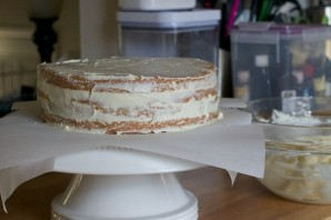 Торт на день рождения мужу - фото шаг 12