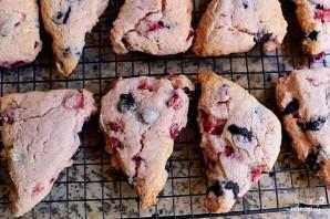 Черничное печенье - фото шаг 6