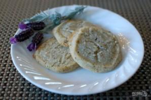 Лавандовое печенье - фото шаг 5