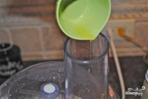 Хумус из белой фасоли - фото шаг 3