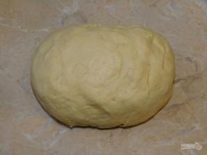 Малиновый пирог со сметанной заливкой - фото шаг 1