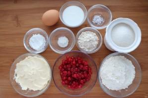 Печенье с ягодами - фото шаг 1