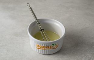 Салат из авокадо с грушей и сыром - фото шаг 3