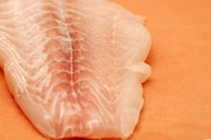 Рыба в кляре во фритюре - фото шаг 1